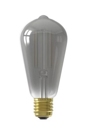 Calex Smart LED Filament Smokey Rustic-l