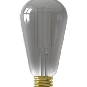 Calex Smart LED Filament Smokey Rustic-l