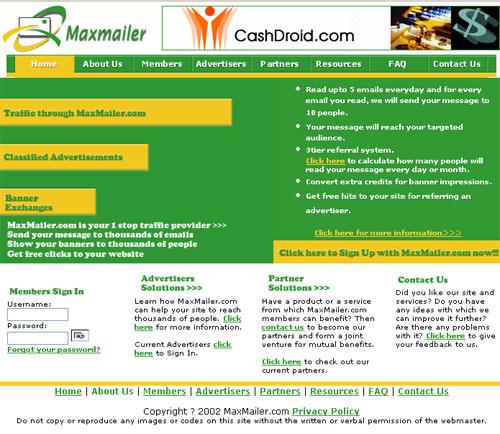 MaxMailer.com