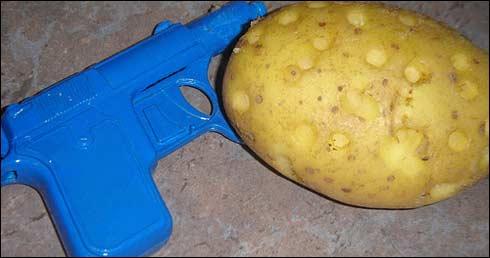 Spud Guns & Potato