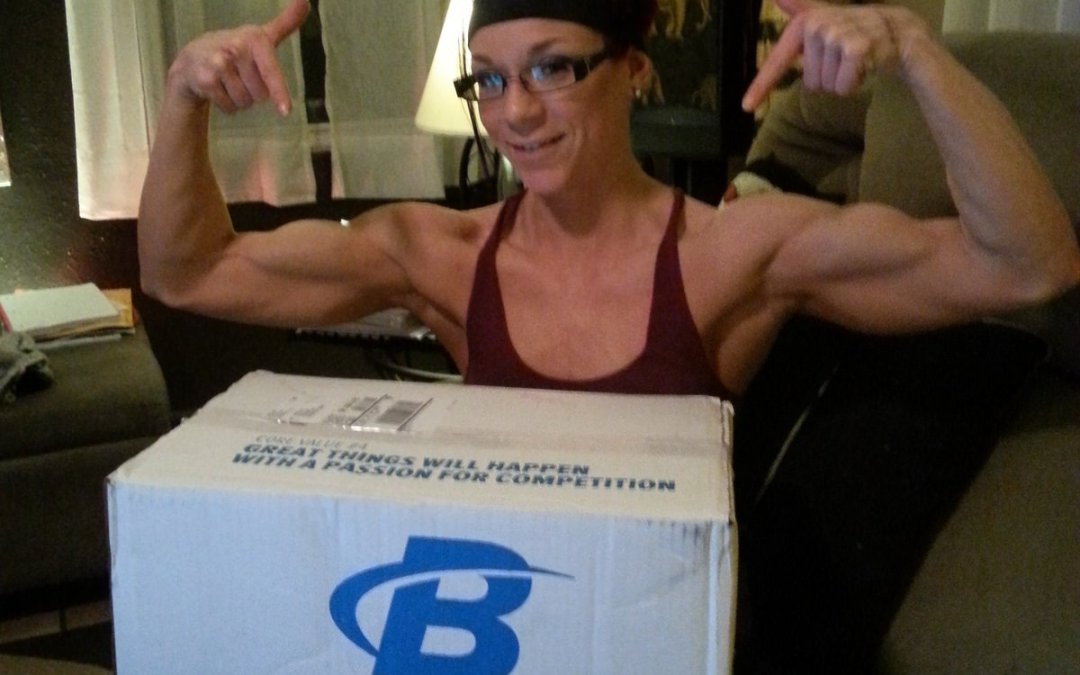 A Little Love from Bodybuilding.com