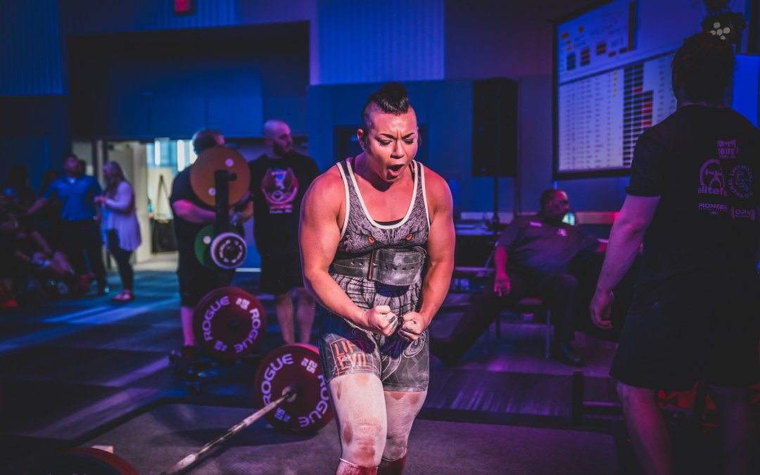 Angela Yeo – Multiple Ohio State Powerlifting Records