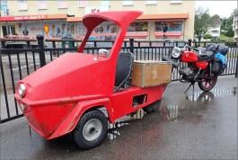 Trehjuling