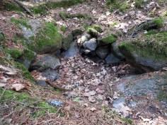 Den sinade vattenbrunnen - har passerat här i snart 20 år och den har aldrig varit torr - inte förrän i slutet av förra sommaren ... och den är fortfarande alldeles torr och vattentom!