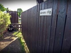 En hemlig bakväg -:)