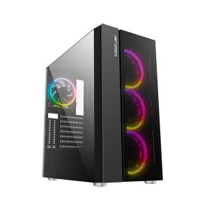01 Ant Esports ICE-511MT Mesh gaming cabinet