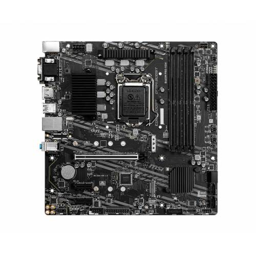 02 MSI B460M PRO-VDH motherboard
