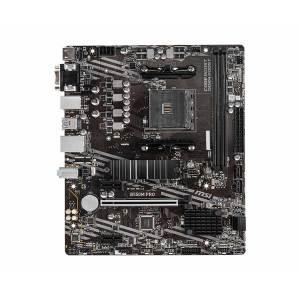 02 MSI B550M PRO motherboard