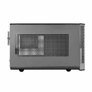 02 Silverstone SUGO Series SG13B (Black) cabinet