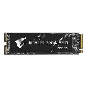 01 Aorus Gen4 M.2 NVMe 500GB