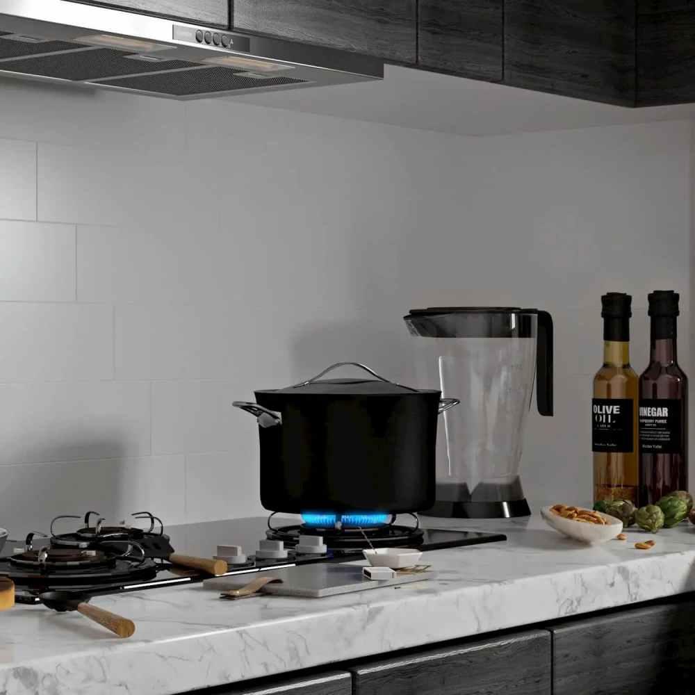 Kitchen Burner View Atmosphere Happy Homes - Flats In Siliguri