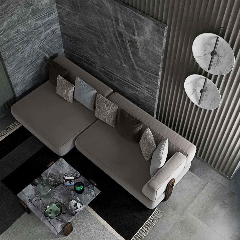 Living Room Atmosphere Happy Homes By Ankit Begraj