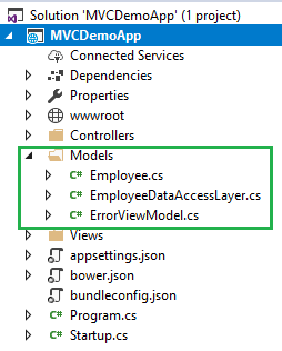 CRUD Operation With ASP.NET Core Using ADO.NET