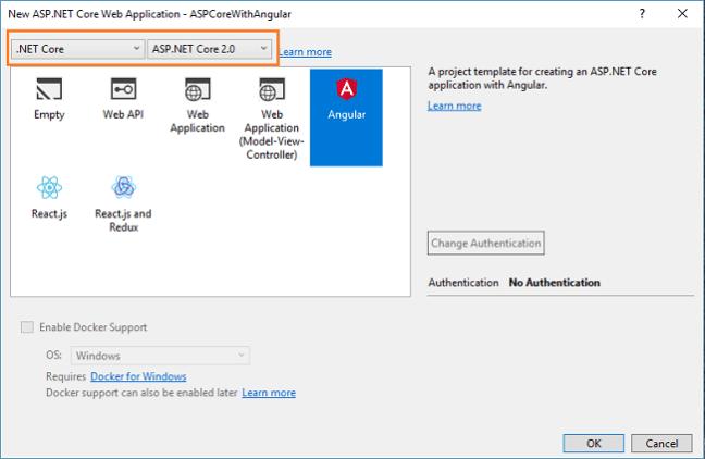 CRUD Operations With ASP NET Core Using Angular and ADO NET