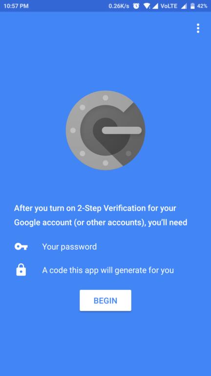 2FA With ASP.NET Core Using Google Authenticator