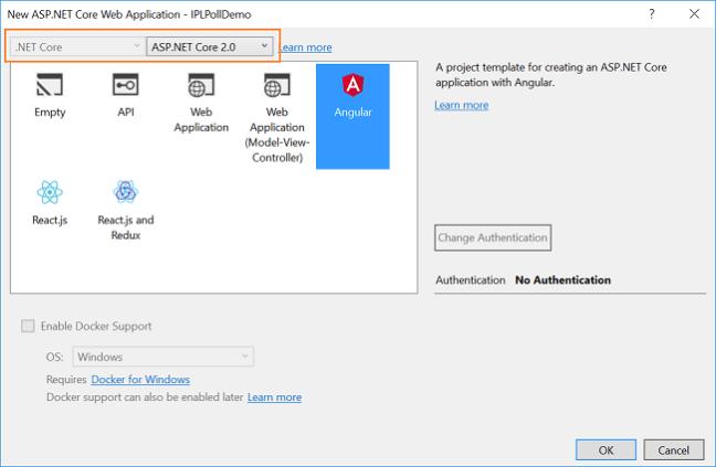 ASP NET Core - Using Highcharts With Angular 5 - Ankit
