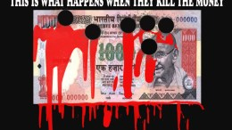 Demonetization: For Me, it Ends in a Dead Modi!