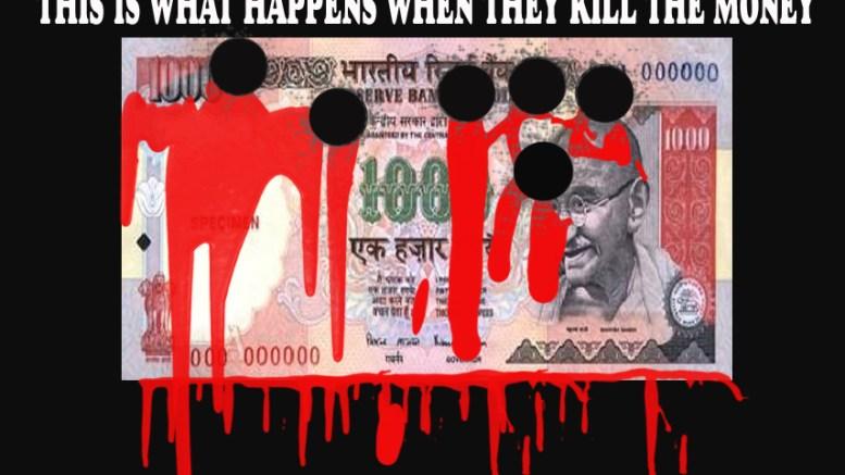 Demonetization: For Me, it Ends in a Dead Modi!