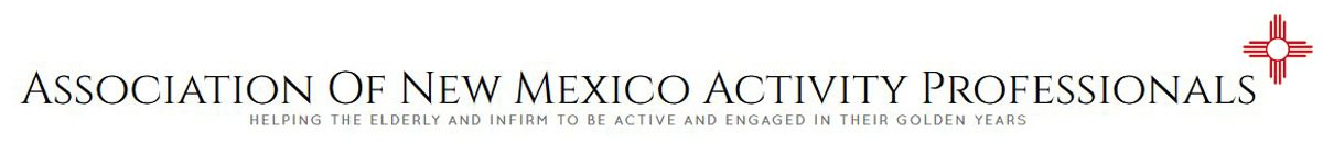 Association Of New Mexico Activity Professionals