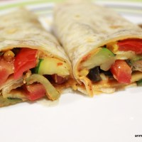 Wheat Flour Tortilla Wrap