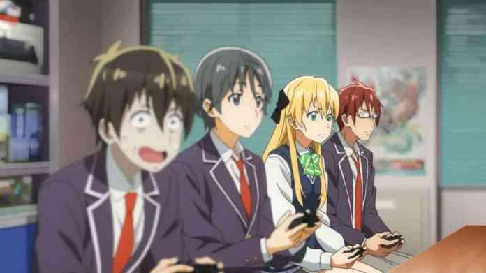 Resultado de imagen para gamers anime
