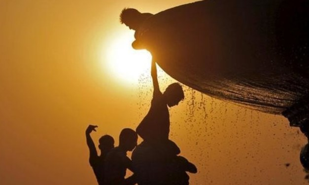 India is suffering a series of deadly heatwaves