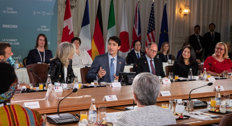 How to deliver the G7's ambitious commitments to gender equality and girls' education