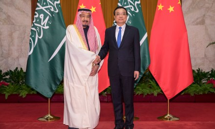 China Smells Opportunity in the Middle East's Crisis