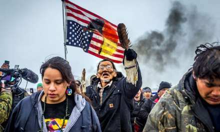 'He's a political prisoner': Standing Rock activists face years in jail