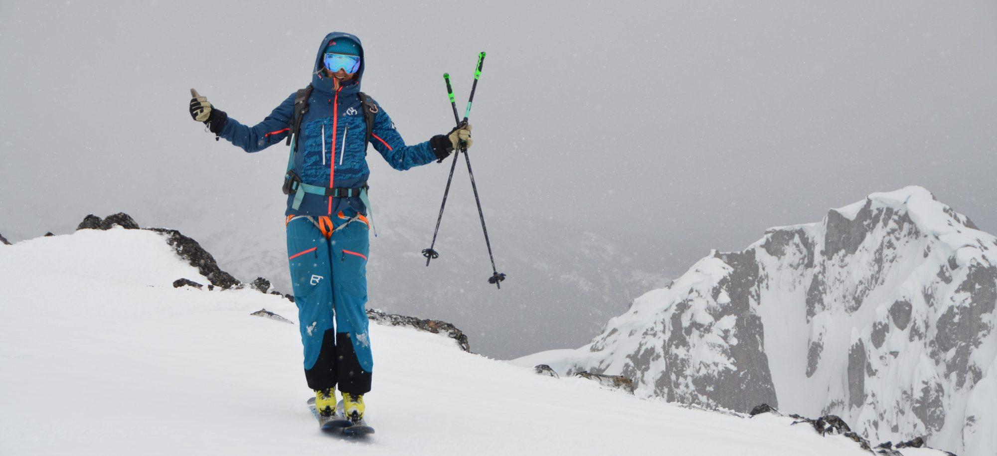 Skitouren | Anna Heuberger