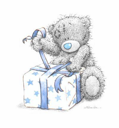 "Картинки - Мишки Тедди ""С днем Рождения"". Обсуждение на ..."