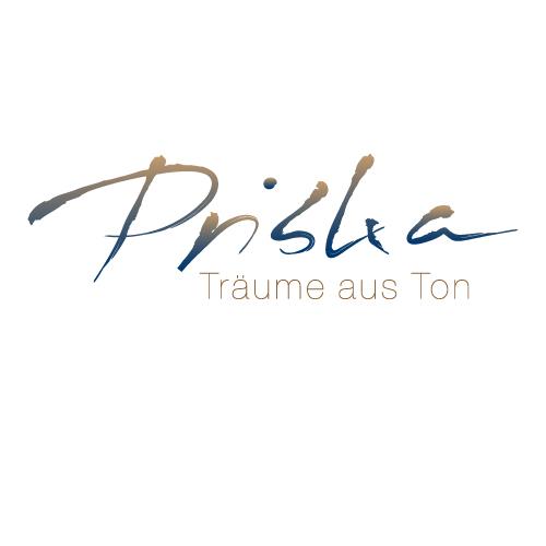 Logo für Priskas Tonarbeiten