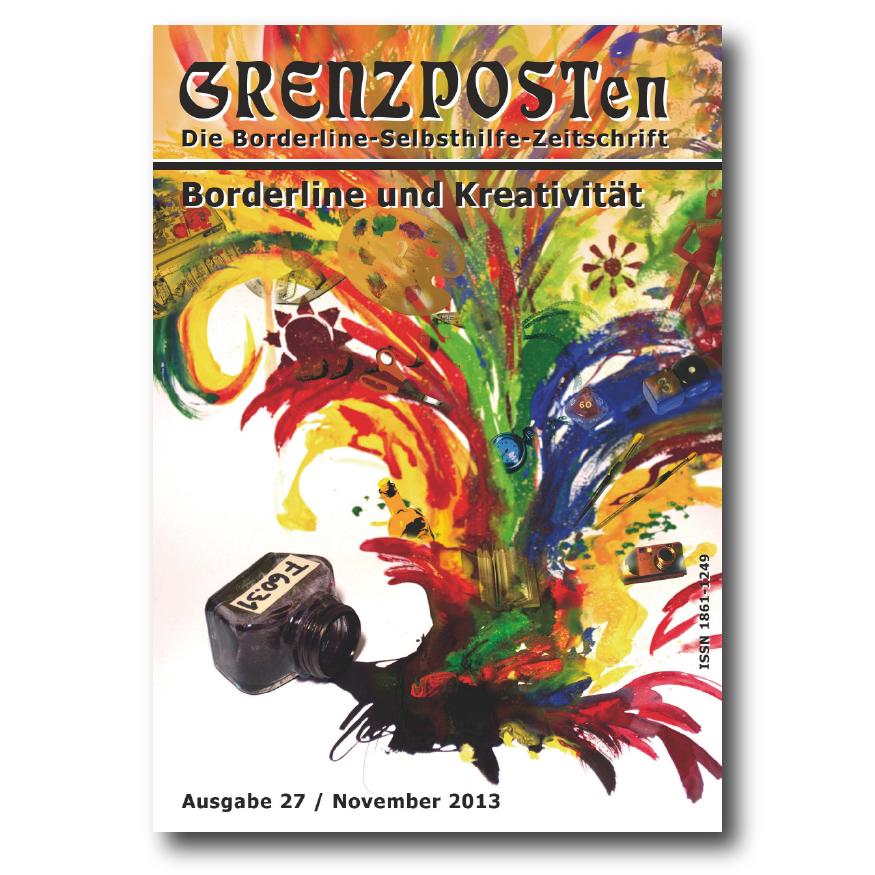 Titelbild Grenzposten Ausgabe 27