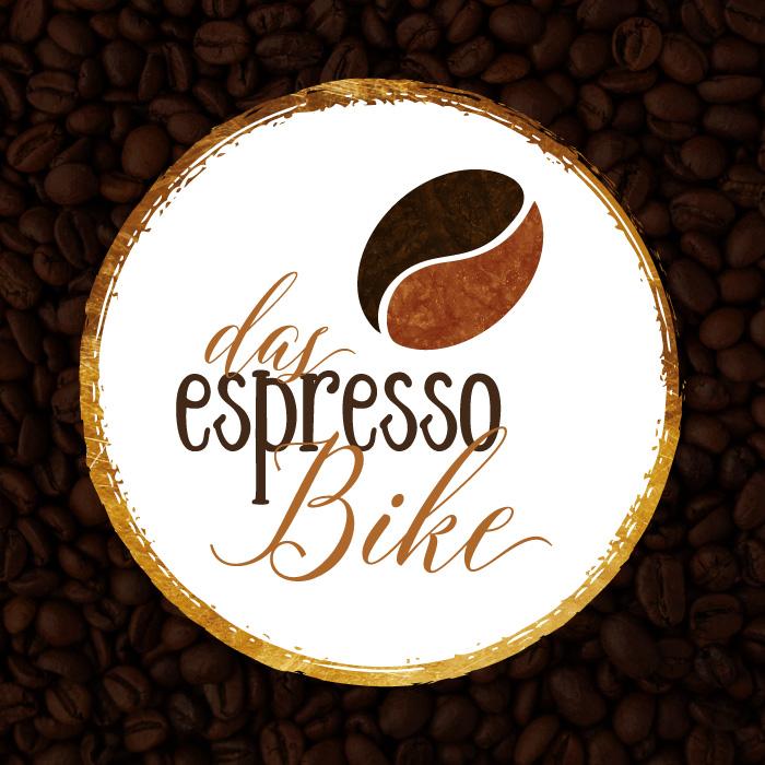 Logo und Aufkleber für das espressoBike