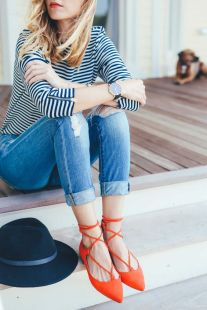 lace up flats3