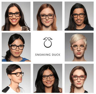 Sneaking Duck: Cool Glasses at Affordable Prices