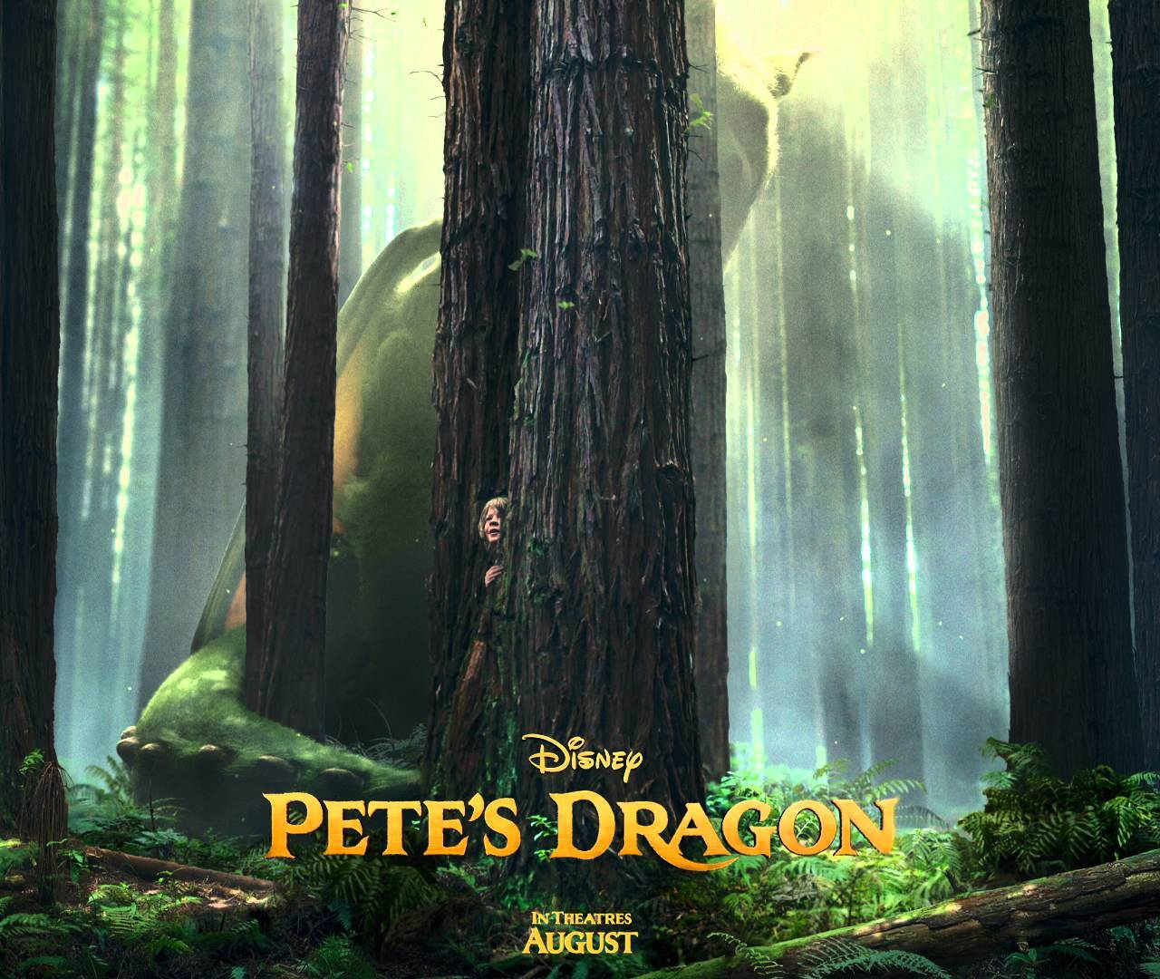 Pete's Dragon: The Furry Friend Who Will Warm Your Heart
