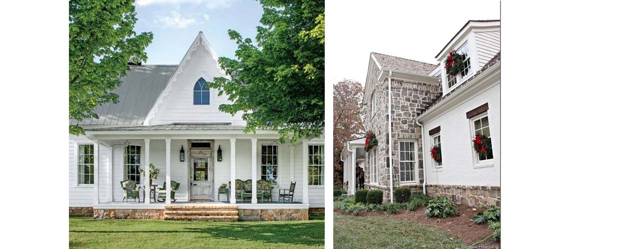 Yanta Country Cottage: Exterior Home Inspiration