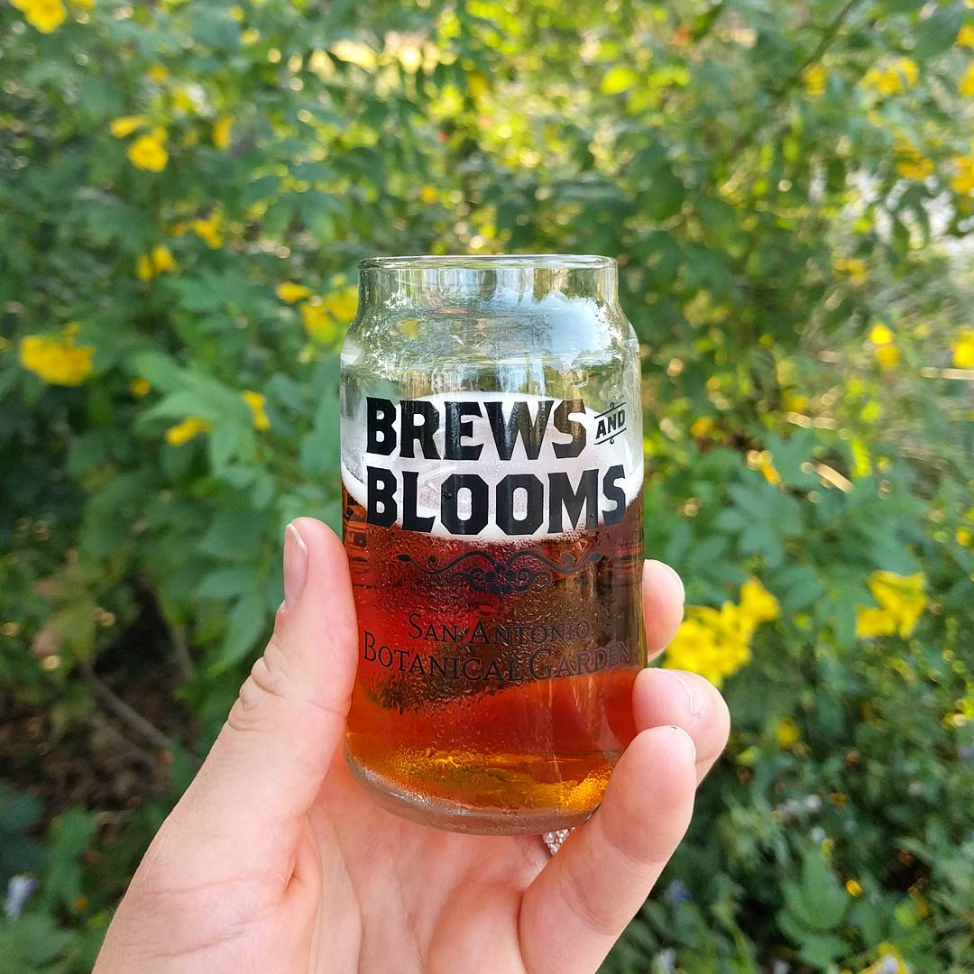 brews and blooms