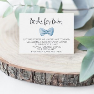 Books for Baby Signs + Cards