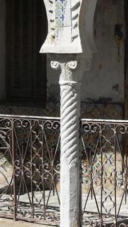 Colonne dar larguech maison annaba