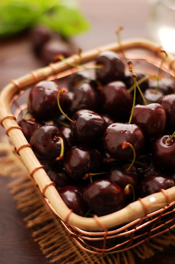Cherry and Cinnamon Jam