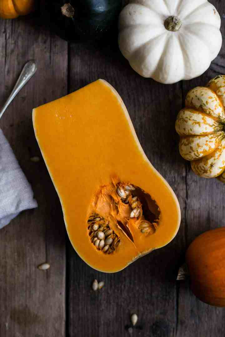 Delicious and easy to make #pumpkin scones with cheese! #vegan option | via @annabanana.co