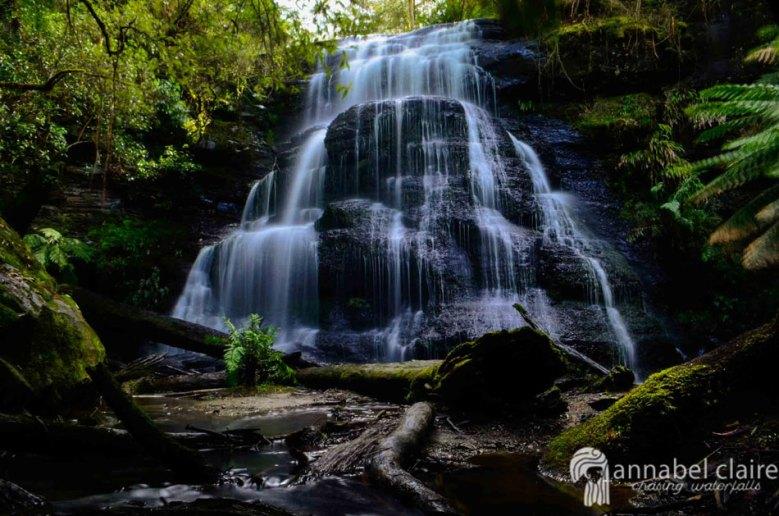 Henderson Falls taken during Chasing Waterfalls trip to Lorne, Victoria