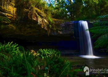 Lower Kalimna Falls taken on Chasing Waterfalls trip to Lorne, Victoria