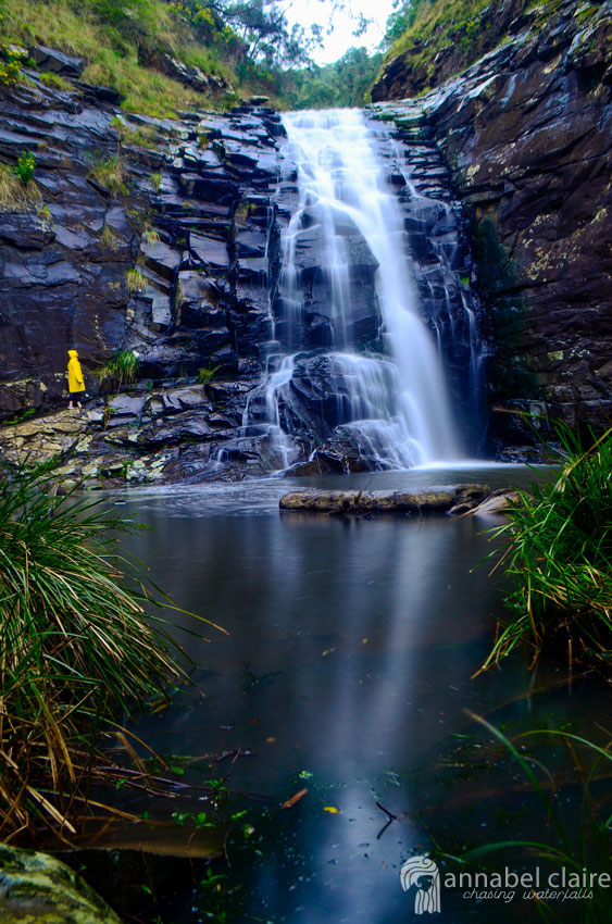 Image of Sheoak Falls taken during Chasing Waterfalls trip to Lorne