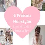 6 Princess Hairstyles | Girly Hairstyles Lookbook