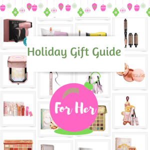 Holiday Gift Guide For Her 2019 | Blogmas Day 1