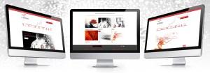 Mockup de présentation du site de vente Le Japonais