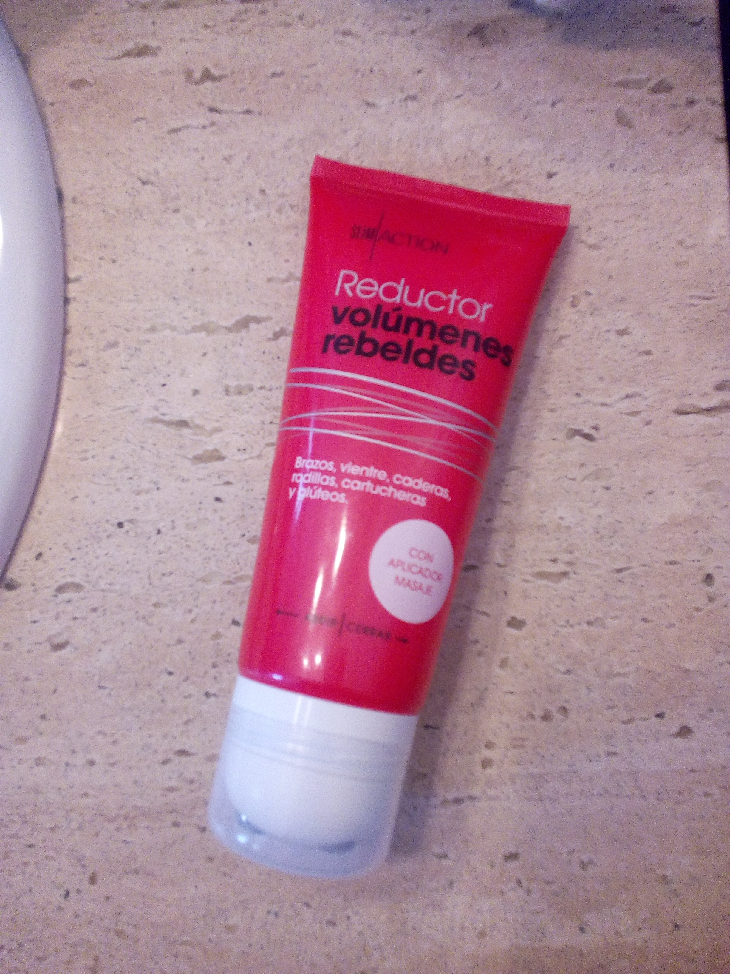 #Review REDUCTOR VOLÚMENES REBELDES SLIM ACTION DELIPLUS